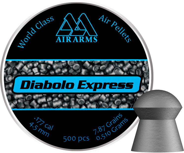 Air Arms Diabolo Field Heavy .22 (5.5mm)