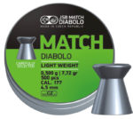 JSB Green Match Diabolo Light Weight .177 (4.48mm)