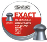 JSB Diabolo Exact RS .177 (4.52mm)