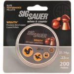 Sig Sauer Wraith Copper Coated .22 (5.5mm)