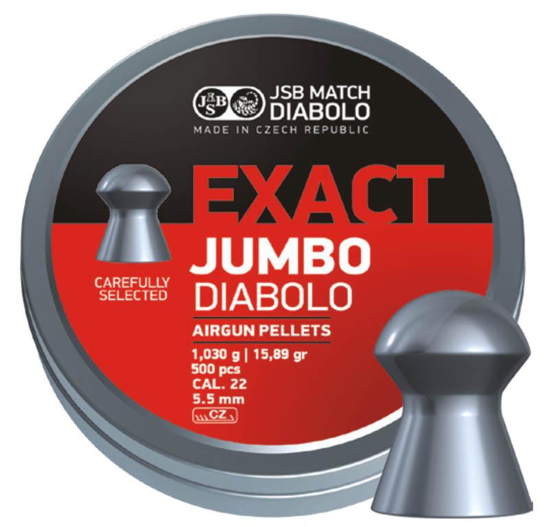 JSB Exact Jumbo .22 (5.5mm)
