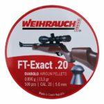 Weihrauch FT Exact .20 (5mm)