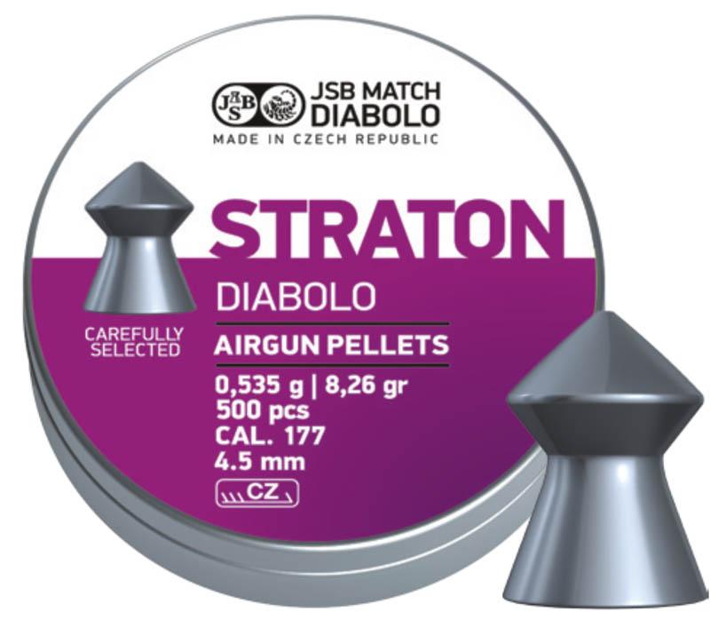 JSB Diabolo Straton .177 (4.5mm)
