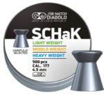 JSB Diabolo SCHaK .177 (4.5mm)
