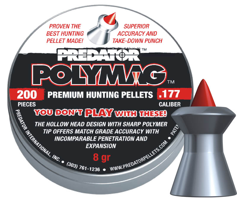 Predator International Polymag .177 (4.5mm)