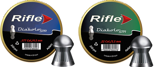 Rifle  Diabolo Str .22 (5.5mm)