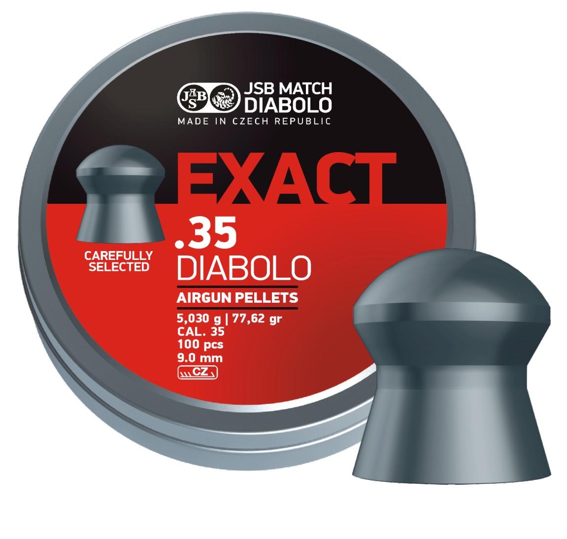 JSB Diabolo Exact .35 (9mm)