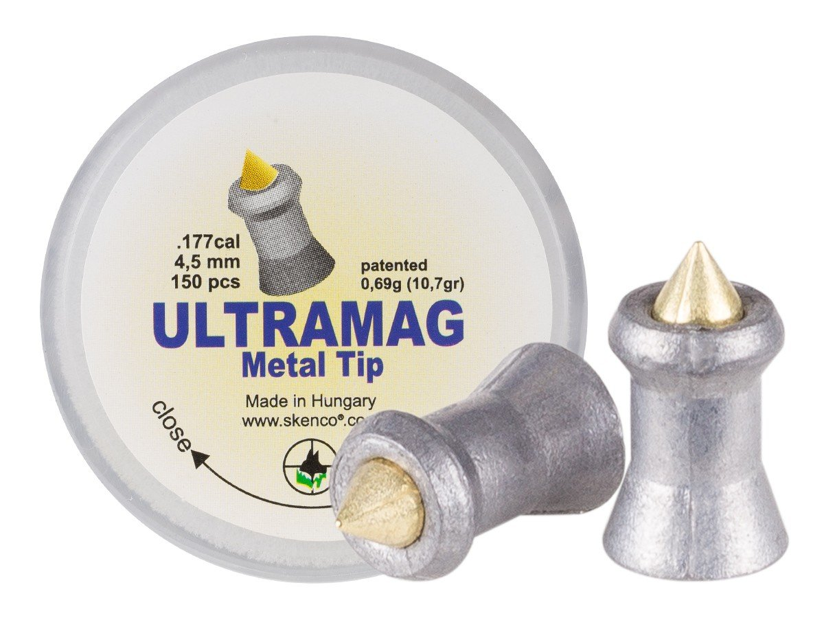 Skenco UltraMag Metal Tip .177 (4.5mm)
