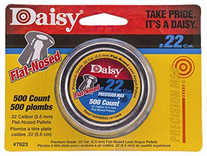 Daisy Precision Max (Flat) .22 (5.5mm)