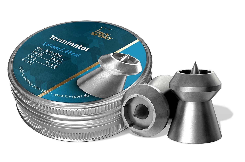 H&N Terminator .22 (5.5mm)