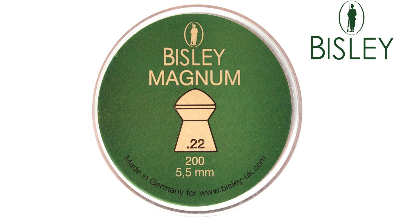 Bisley Magnum .22 (5.5mm)