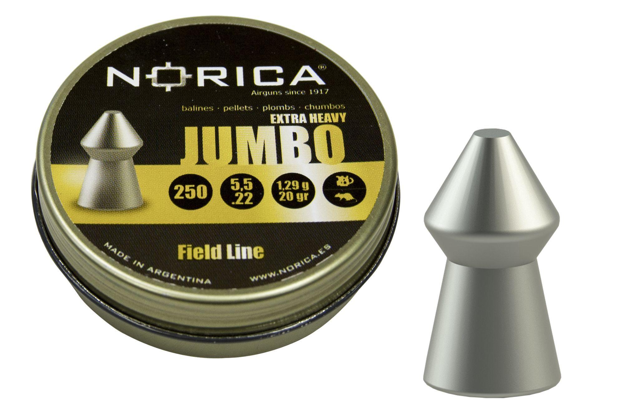 Norica Jumbo Extra Heavy .177 (4.5mm)