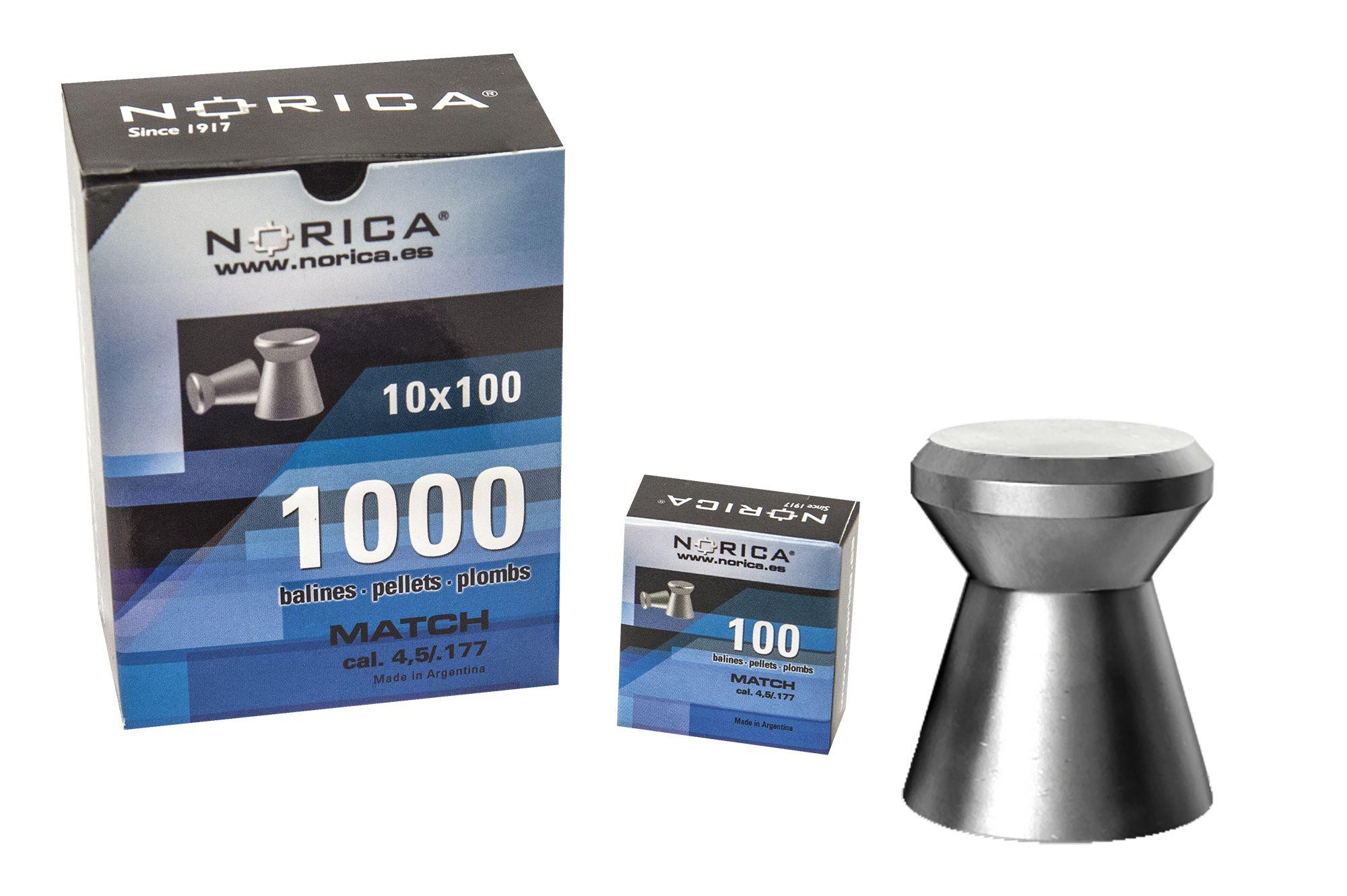 Norica Match (Box) .177 (4.5mm)