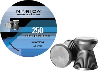 Norica Match .22 (5.5mm)
