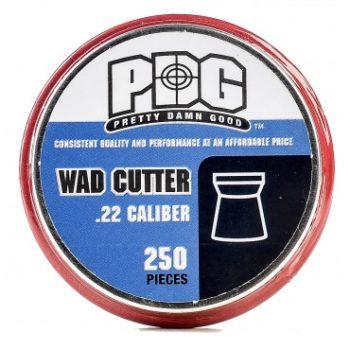PDG Wad Cutter .22 (5.5mm)