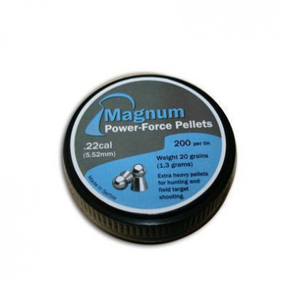 Powerforce  Magnum Power-Force .22 (5.5mm)