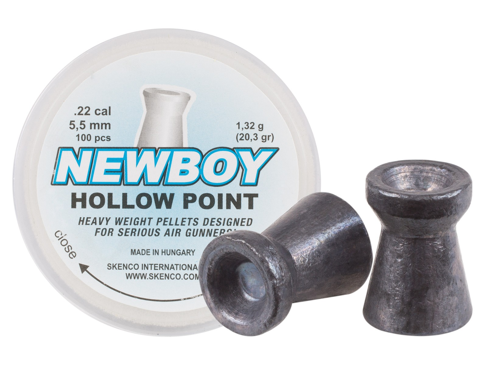 Skenco NewBoy Hollowpoint .22 (5.5mm)