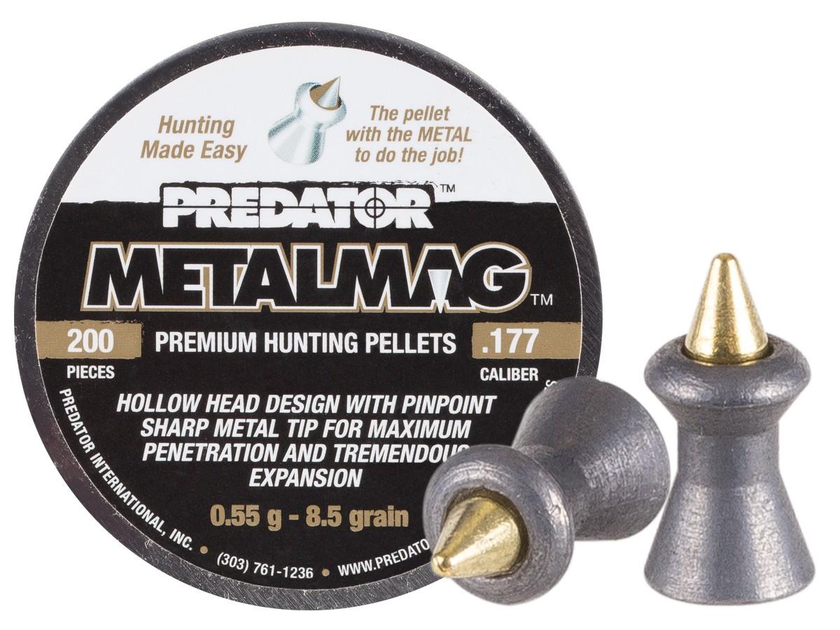 Predator International Metalmag .177 (4.5mm)