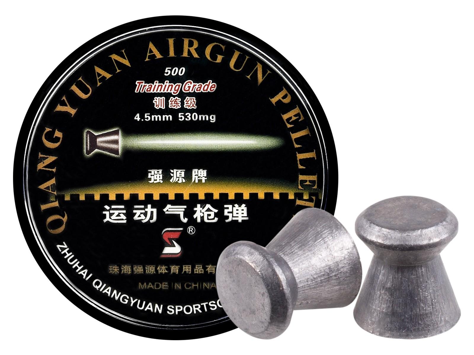 Qiang Yuan Training Grade .177 (4.5mm)