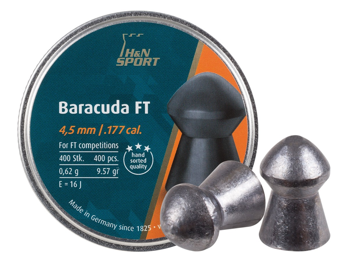 H&N Baracuda FT .177 (4.5mm)