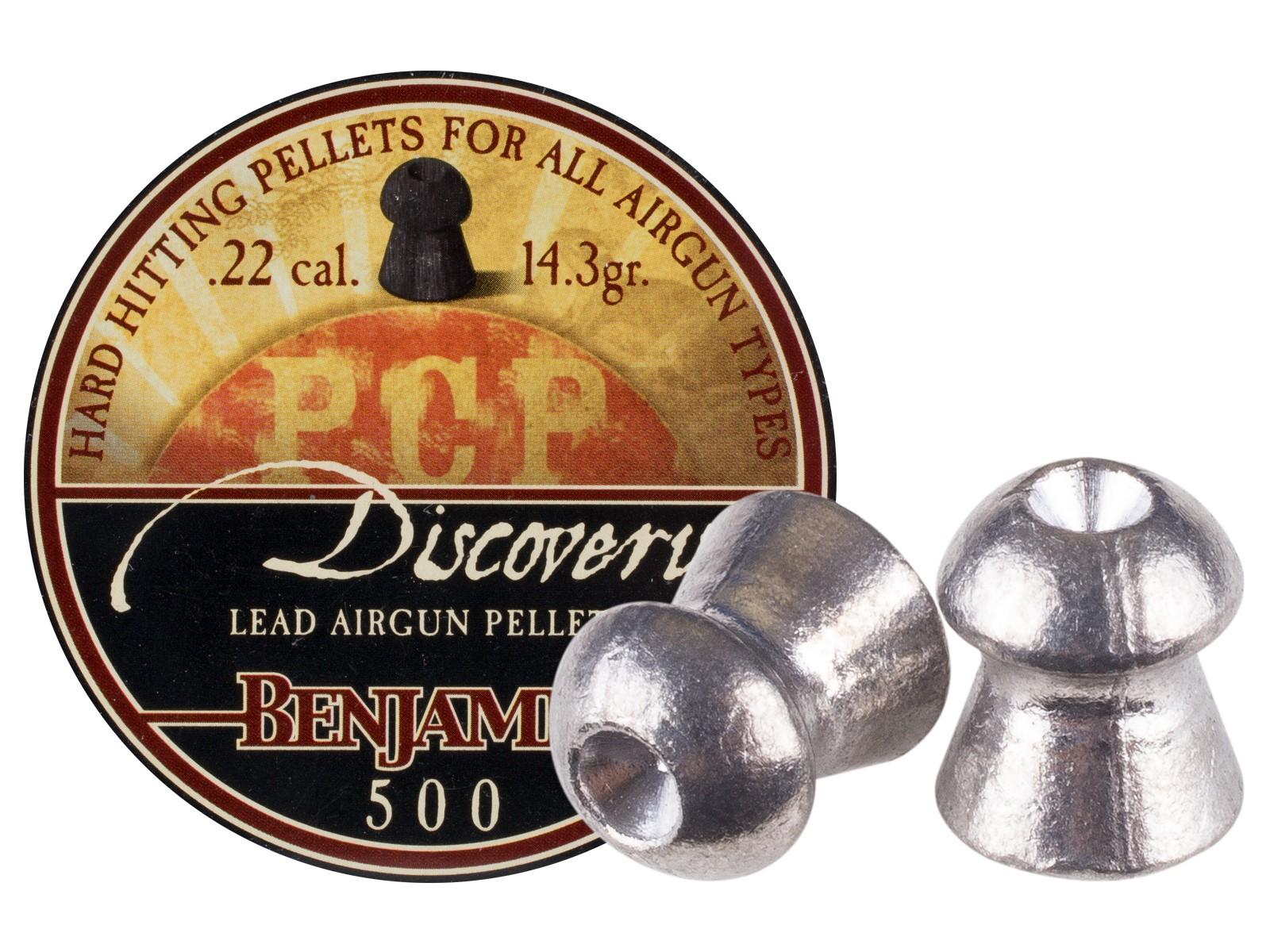 Benjamin Airguns Discovery .22 (5.5mm)
