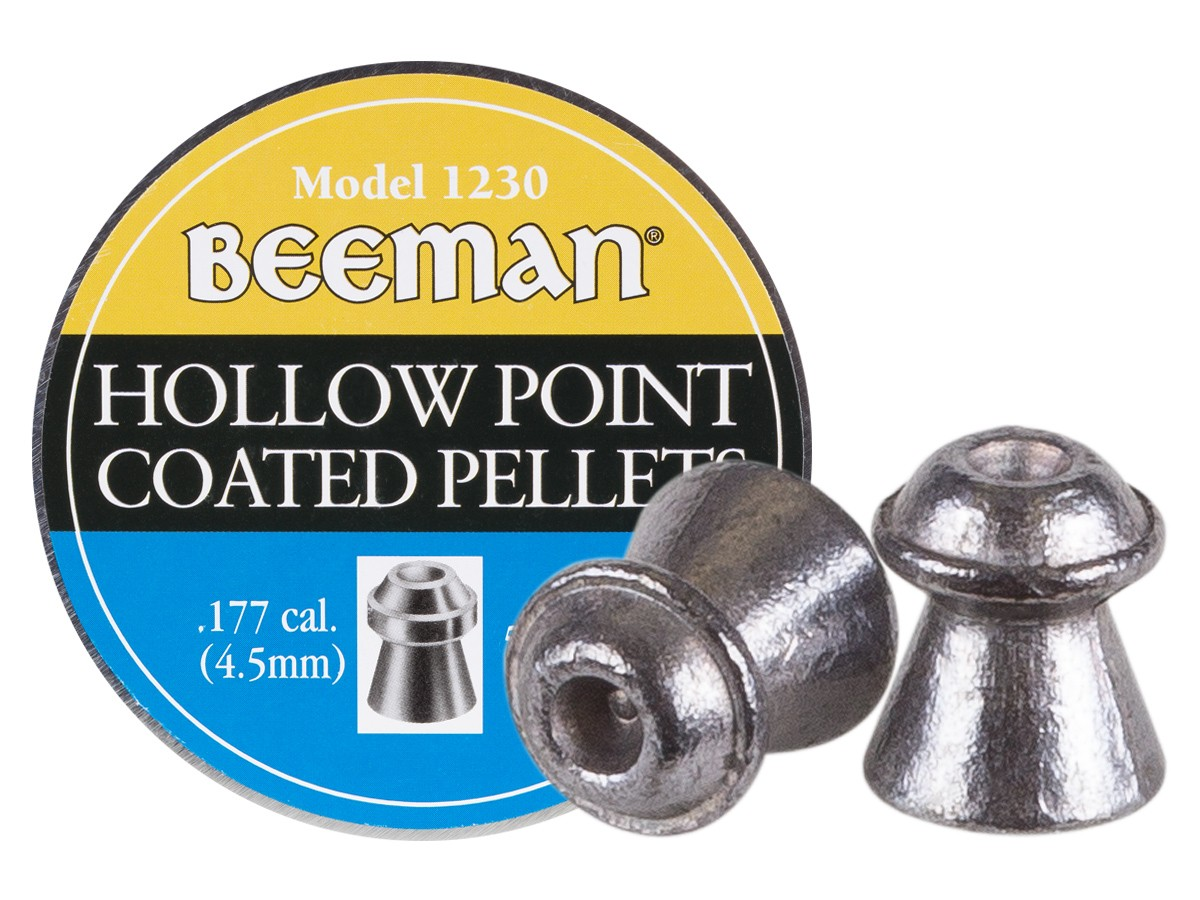 Beeman Hollow Point Coated .177 (4.5mm)