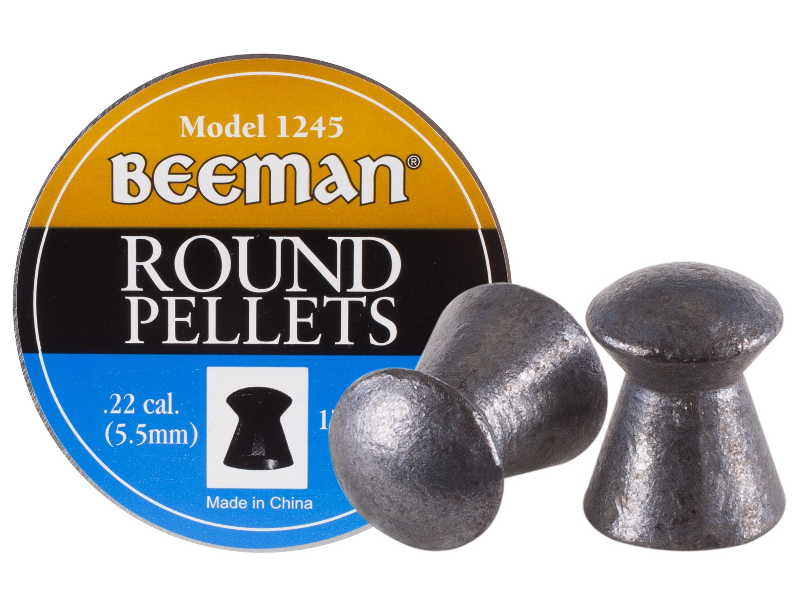 Beeman Domed .22 (5.5mm)