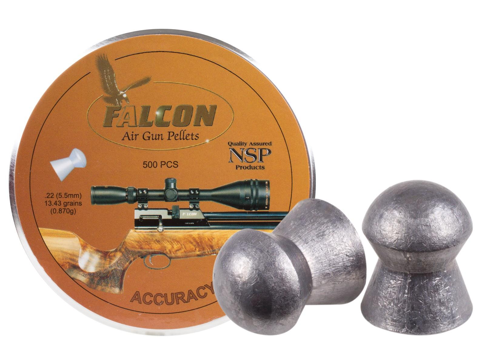 Falcon Accuracy Plus .22 (5.5mm)
