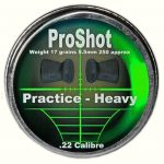 Proshot Practice Heavy .22 (5.5mm)