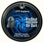 Proshot Precision Air Dart .177 (4.5mm)
