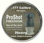 Proshot Precision Heavy .177 (4.5mm)