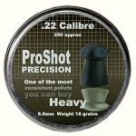 Proshot Precision Heavy .22 (5.5mm)