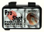 Proshot Precision Pacifier Copper .177 (4.5mm)
