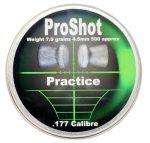 Proshot Practice .177 (4.5mm)