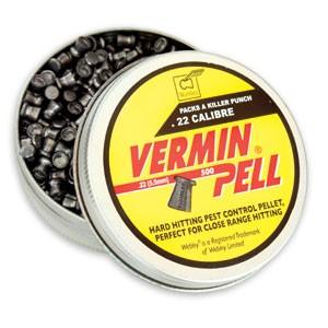 Webley Verminpell .22 (5.5mm)