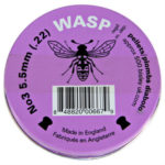 Wasp No.3 .22 (5.5mm)