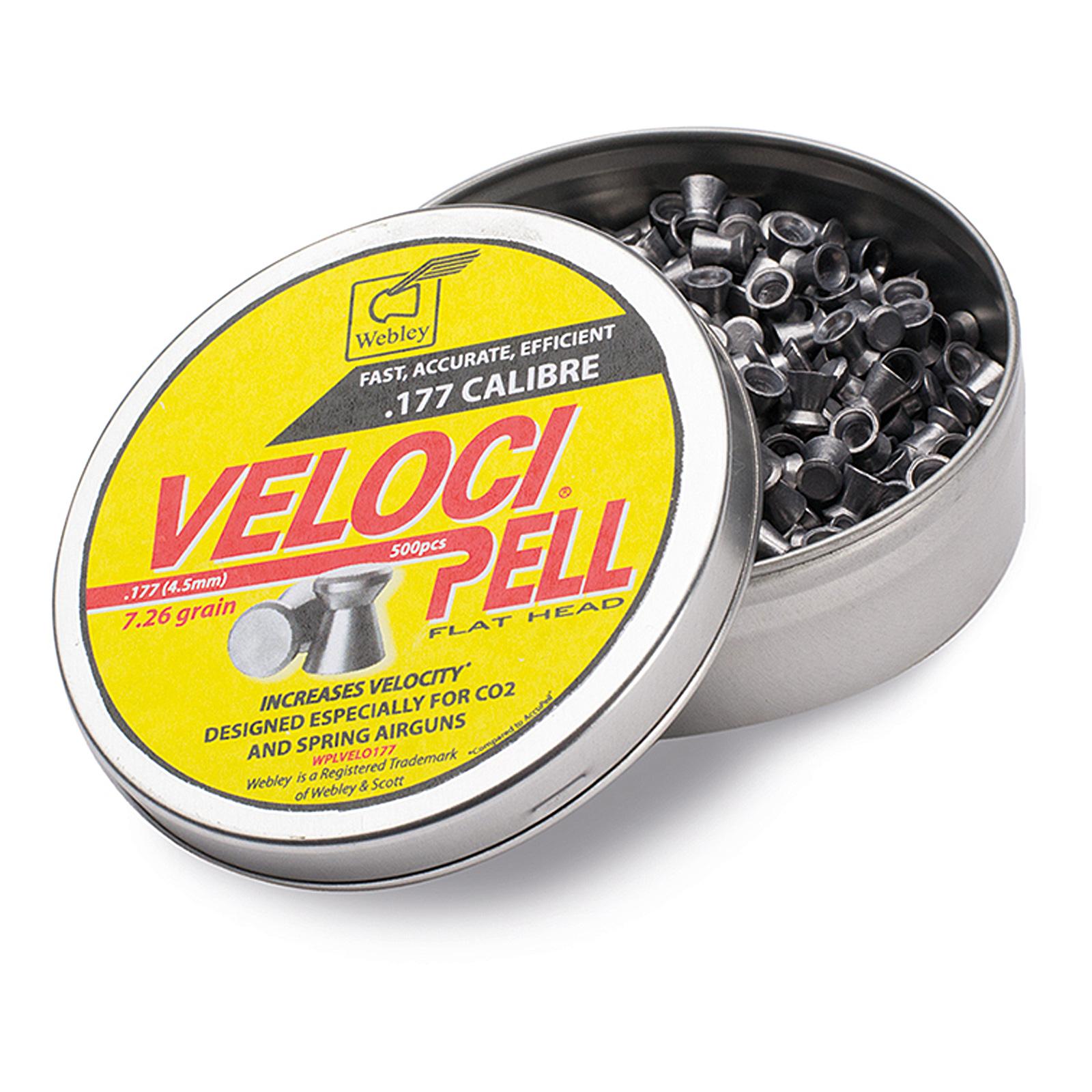 Webley VelociPell CO2 .177 (4.5mm)
