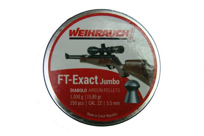 Weihrauch FT Exact Jumbo .22 (5.5mm)