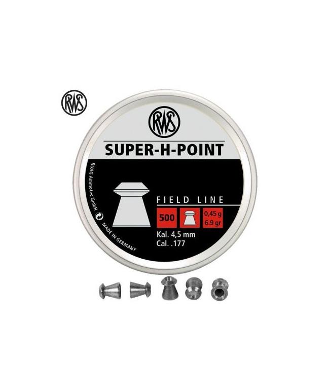 RWS Super H Point .177 (4.5mm)