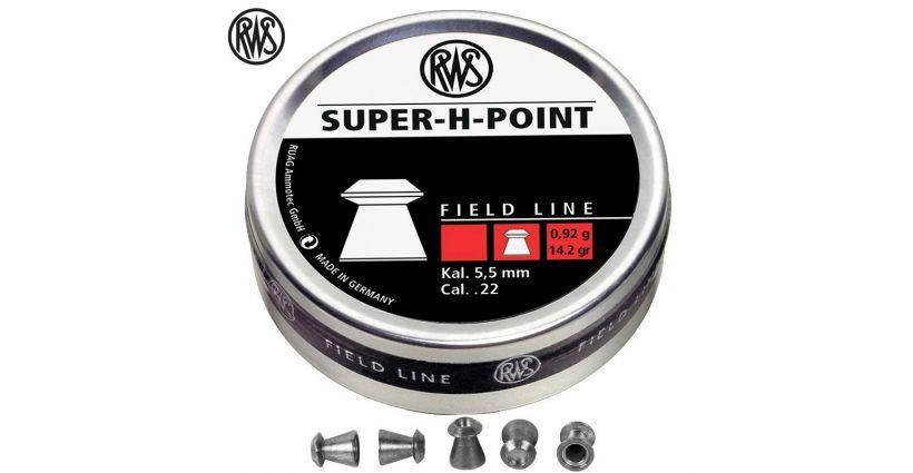 RWS Super H Point .22 (5.5mm)