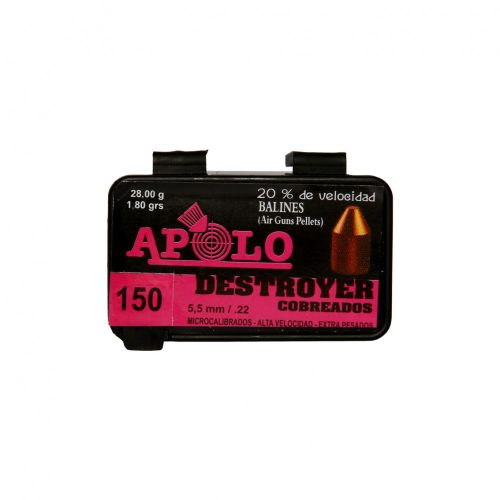 Apolo  Destroyer Copper .22 (5.5mm)