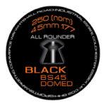 SMK BS45 Black (Domed) .177 (4.5mm)