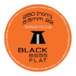 SMK BS55 Black (Flat) .22 (5.5mm)