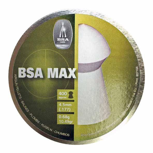 BSA Max .177 (4.5mm)