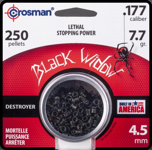 Crosman Black Widow .177 (4.5mm)