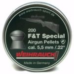 Weihrauch Field Target Special (F&T) .22 (5.5mm)