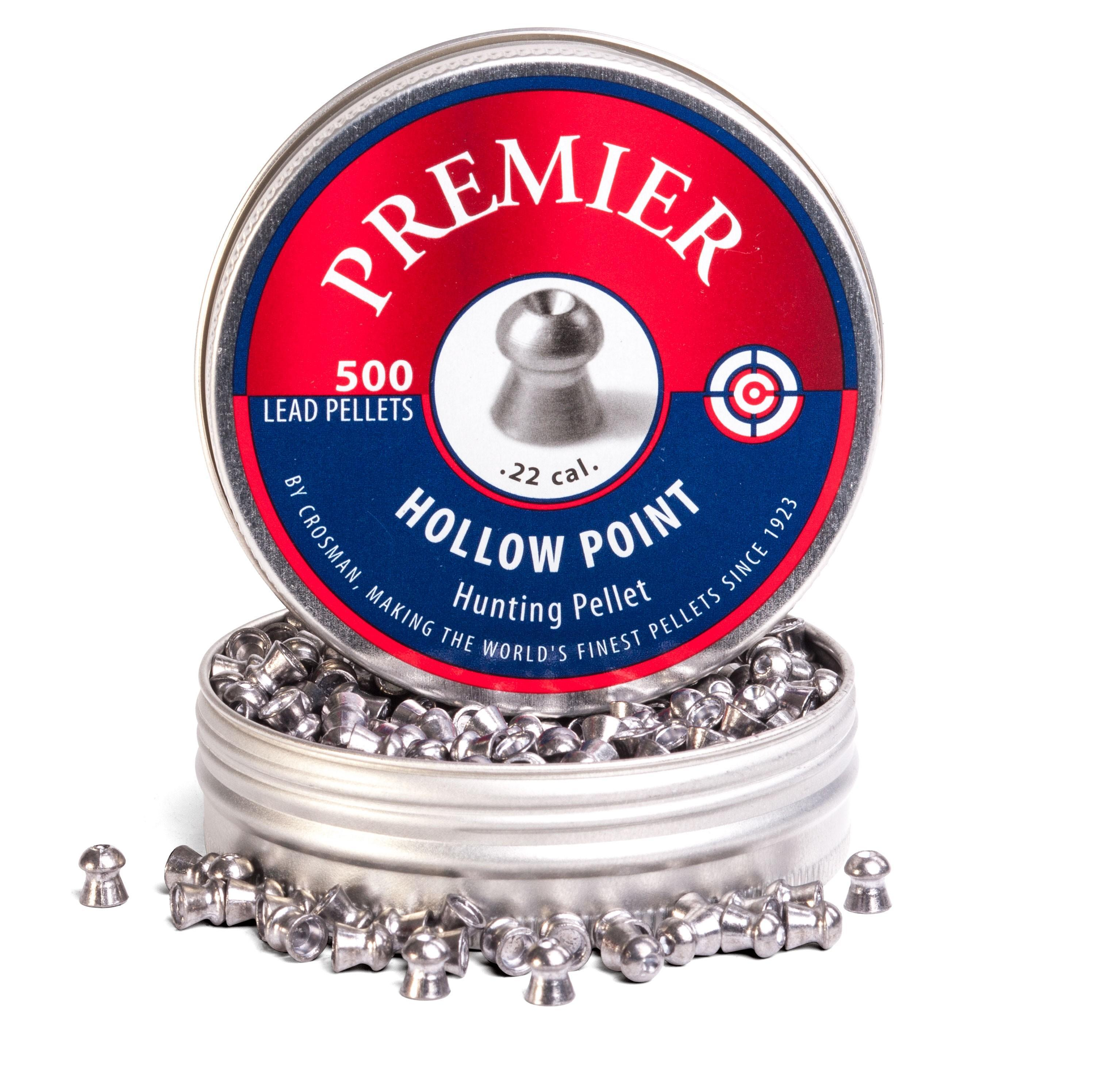 Crosman Premier Hollowpoint .177 (4.5mm)