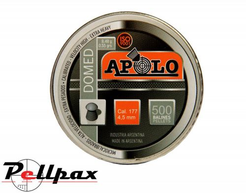 Apolo  Domed .177 (4.5mm)