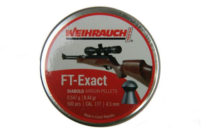 Weihrauch FT Exact .177 (4.5mm)