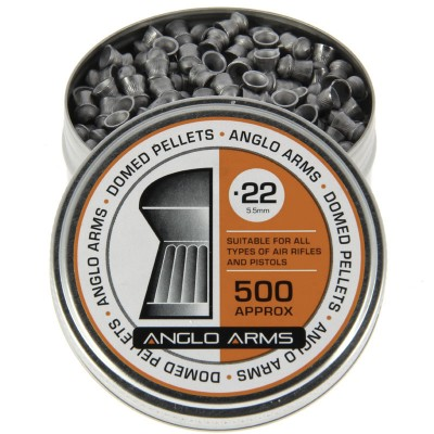 AngloArms  Domed .22 (5.5mm)